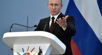 Putin Set To Reassert Influence In Africa At First Africa-Russia Summit
