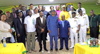 NPA Photo News : During An Interactive Session At The Lagos Port  Complex Apapa.