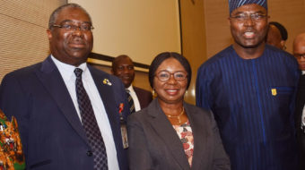 SEC Photo Story: During A Public Presentation  And Breakdown Of The Highlights Of The 2020 Budget Proposal Abuja, Monday