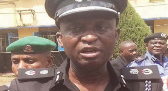 Lagos Police Commissioner Reiterates Commitment To Deal With Lagos Traffic