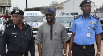 Lagos State Security Trust Fund (LSSTF) Releases 25 Vehicles To RRS