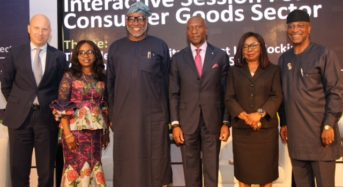NSE Photo News: At The Interactive Session For Consumer Goods Sector At The Civic Centre, Victoria Island, Lagos