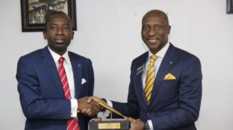 NSE Photo News: During Red Star Express Plc Facts Behind The Figures Presentation At The Exchange In Lagos