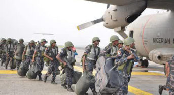NAF, Army Decorate Promoted Officers