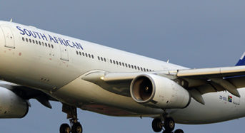South African Airways Workers To Down Tools Friday  ..Airline Considers Action A Major Blow
