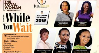 Sunmbo Adeoye, Mumpreneur To Speak At 5th Anniversary Of The Total Woman Conference