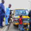 Lagos State Dep. Governor Arrests Commercial Vehicle Operators For Traffic Offence