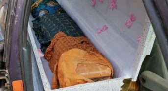 Customs In Ogun State Intercepts Smuggled Petrol In Caskets