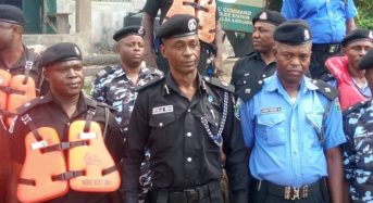 Police Assures Residents Of Safety