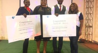 LAA Awards Scholarships To Cabin Crew Contestants