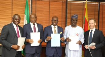 NLNG, JVs Sign Train 7 Gas Supply Agreements