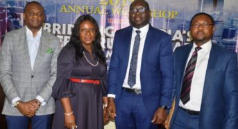 CAMCAN Photo News: During The 2019 CAMCAN Workshop In Lagos Over The Weekend