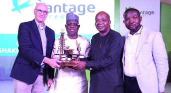 SHELL PHOTOSTORY: Shell honoured as Vantage Screen is unveiled