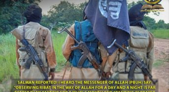Ansaru, al-Qaeda linked terror group, announces return in Nigeria, claims attack that killed 22 soldiers
