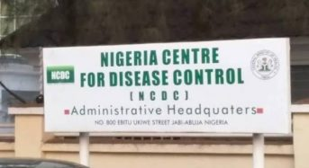 1,430 new COVID-19 infections take Nigeria's total caseload to 122,996, says NCDC