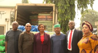 Seplat Donates Relief Materials To Imo State Flood Victims