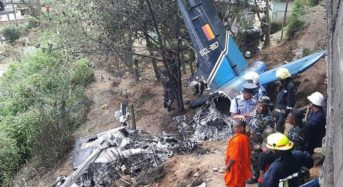 Ukrainian Plane Crashes In Iran, Killing All 176 On Board