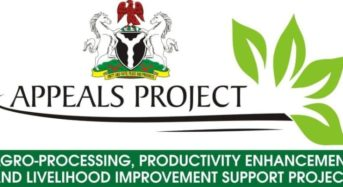Lagos State To Strengthen W/Bank APPEALS Programme To Boost Food Production