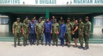 Civil Defence Seeks Army Collaboration To Fight Insecurity