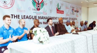 Over 150 Coaches Attend 4th NPFL-LaLiga Coaching Clinic In Abuja