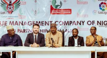 Nigerian Youth Coaches Gear Up For 4th Edition Of NPFL- LaLiga Coaching Clinic