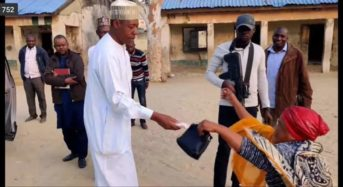 Teacher In Borno State Earn Triple Promotion For Dedication