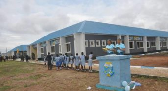 Air Force Secondary School, Ikeja Reiterates Commitment To Discipline