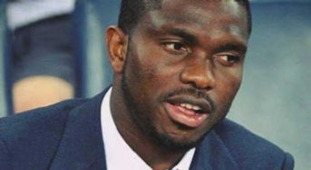 NFF Names Yobo Eagles Assistant Coach