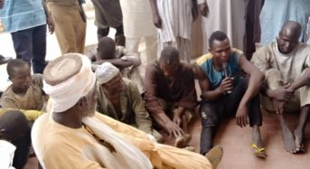 Kidnapped Wuya District Head, 13 Others Rescued By Katsina Police Command
