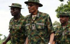 Nigerian Army Prepares For Coronavirus Lockdown, Mass Burials