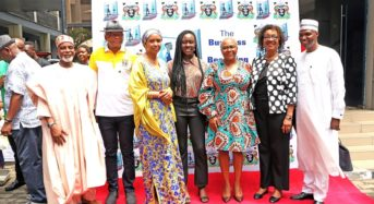 "NPA PHOTO NEWS : At The Launching Of ""The Business of Becoming The Best You"" In Lagos"