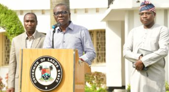 COVID-19: Lagos Government Opens Food Markets Across The State