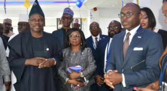 SEC Photo News: During Senate Committee To FMDQ, Lagos