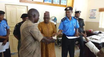 Next Of Kins Of Deceased Police Officers In Zamfara Receives Compensation