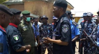 Zamfara Police Commends Personnel For Smooth Enforcement Of Border Closure