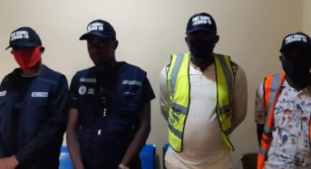 COVID-19: Anambra State Police Nab 4 Man Syndicate Impersonating Government Agency