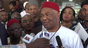 Imo State Has Streamlined Pension Payments- Uzodinma