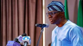 EID-EL-FITRI: Sanwo-Olu Urges Peaceful Co-Existence Among Nigerians