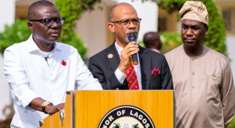 Lagos, Canada to collaborate on COVID-19 response, health interventions