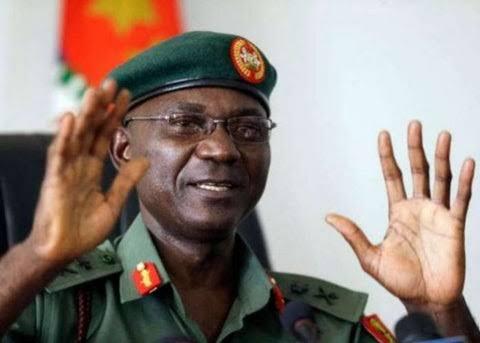 Maj. Gen. John Enenche army