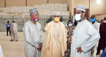 Governor Sani Bello Warn Against Selling Fertilizer Above Approved Price