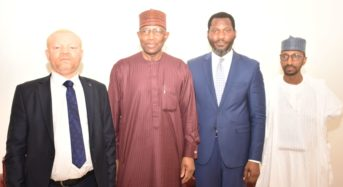 During The Screening of Nominees of Director General and Full Time Commissioners of SEC in Abuja.