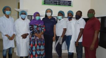 SON Backs Abuja Based Hand Sanitizer Producer With Technical Support