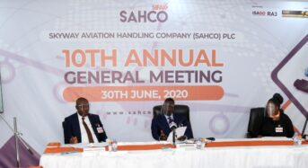 SAHCO Net Profit Hit N446.53M In 2019.
