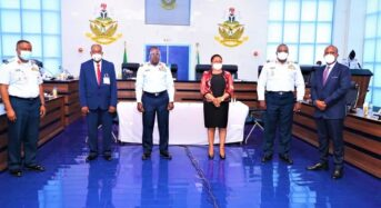 AIB Enters MoU With Nigerian Air Force