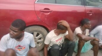 Suspected Traffic Robber Confesses Training Young Ones