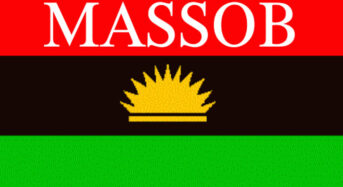 MASSOB Rejects Politics Of Exclusion Of Igbo's Right To Presidency
