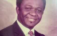 Former Nigerian Ambassador To Togo, Vincent Sunny Okobi Is dead.
