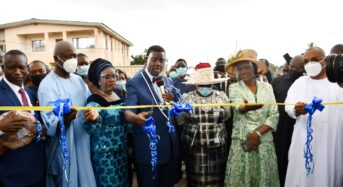 OYO State Photo News – During the commissioning of Pastor Enoch Adejare Adeboye Global Mission Centre, Ibadan.