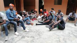 Afri-Goal Condemns Arrest Of Peaceful Protesters